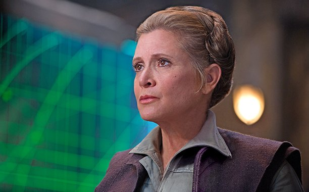 Not Carrie... Damn you, 2016, not our Carrie, she is our Princess https://t.co/xO4XqFsEjx https://t.co/2tMsYnp3p0