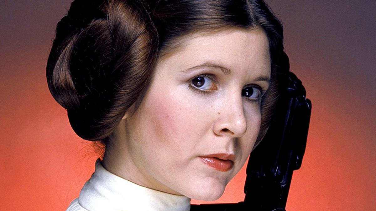 Celebrate the life of #CarrieFisher by watching 5 minutes of her greatest moments as Princess Leia in #StarWars. https://t.co/NGhGp3tFFr