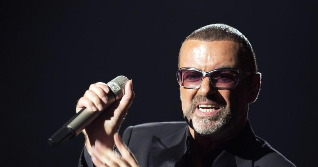 George Michael's partner tweets sad message about his tragic Christmas death