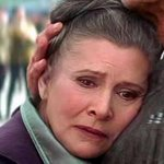 Carrie Fisher dead: star's final performance is still a year away