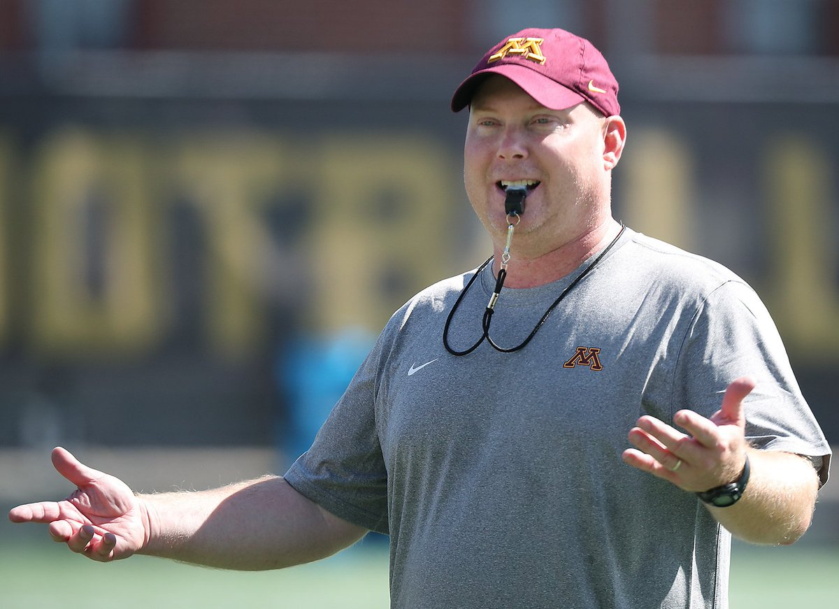 #Gophers win, and shock the nation! RT if you think @JaySawvel is the MVP of the #HolidayBowl!  #ThankYouCoach https://t.co/CRb3OnS7e7