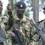 Chaos in Bomet as police battle ANGRY residents