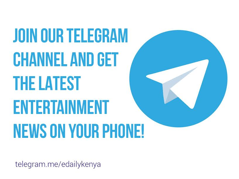 For the latest from the entertainment world join s telegram channel for the latest from the entertainment world join edailykenyas telegram channel now and stay on ccuart Choice Image
