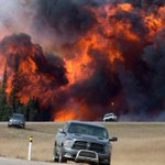 Canada's top weather story of 2016: 'Beast' wildfire