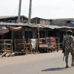 Boko Haram: Nigerian troops foil suicide attack in restive city