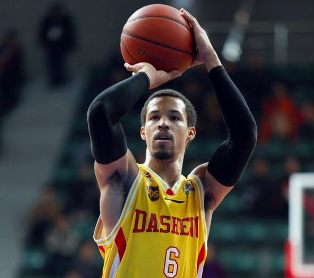 Jared Cunningham in 148-129 loss in China: 74 points 2PT: 14/24 3PT: 7/14 FT: 23/29 https://t.co/pryBpj0Zkn