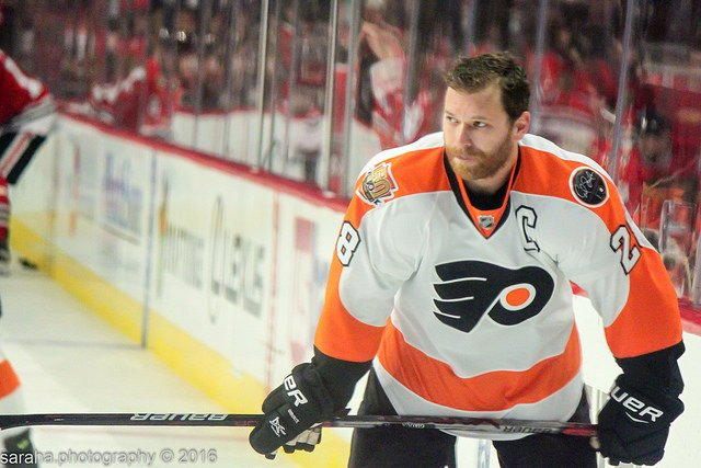 Happy birthday to captain Claude Giroux!