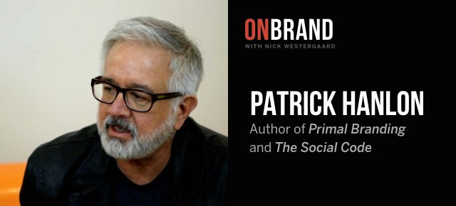 Authenticity, Branding, AND (a little) Politics with @hanlonpatrick - https://t.co/84LPne97W0 #OnBrandPodcast https://t.co/fjhNGtjz9a