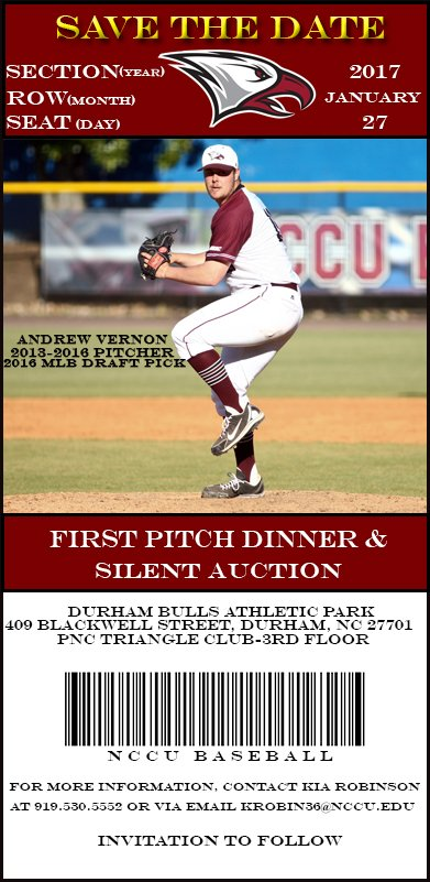 save the date baseball first pitch dinner silent auction on jan