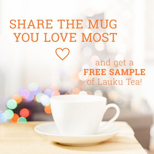 Free Lauku Tea SampleFreebieFriday Coupons freebie samples giveaway FreeSAMPLE