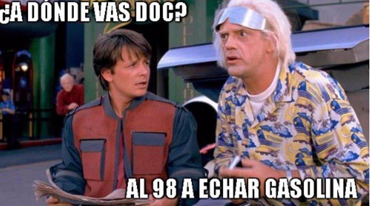 Llega el gasolinazo Enojo y memes en México ante la dramática subida del
