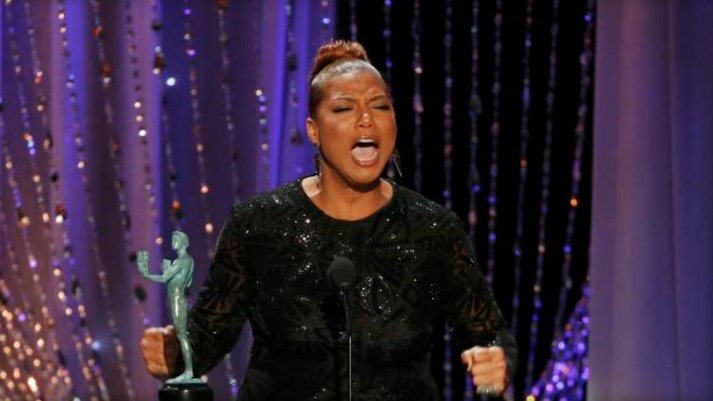 Car belonging to Queen Latifah that was stolen before Christmas has been recovered