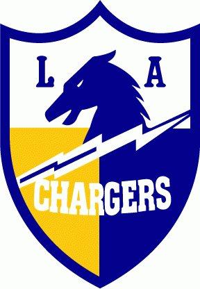 The original LA Chargers logo > new LA Chargers logo. https://t.co/gQNDEb3dG5