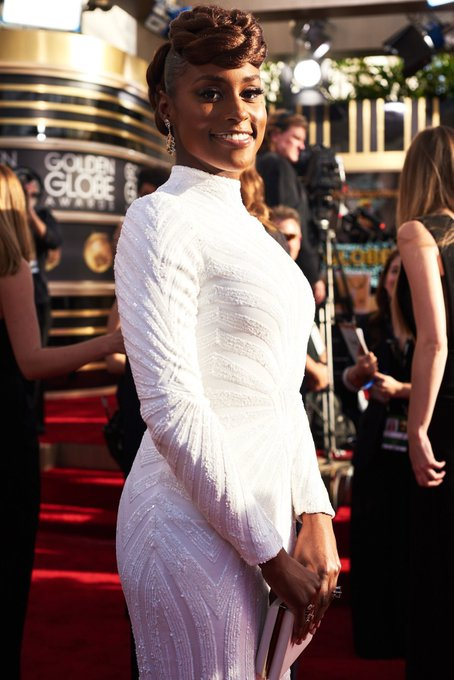 Happy birthday to Issa Rae. Hoping for another amazing year!
