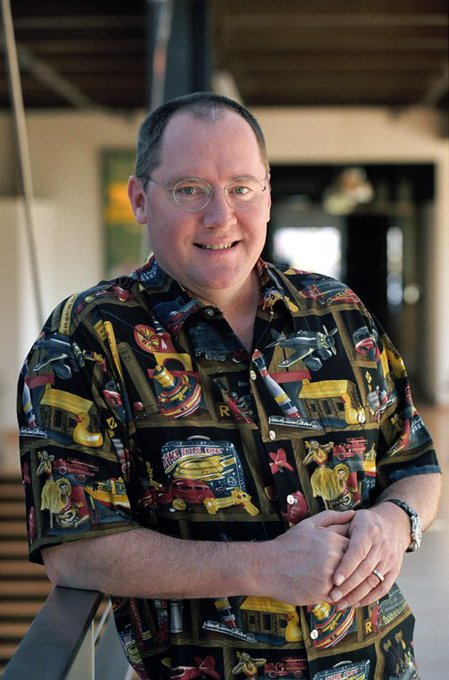 Happy 60th Birthday to John Lasseter!