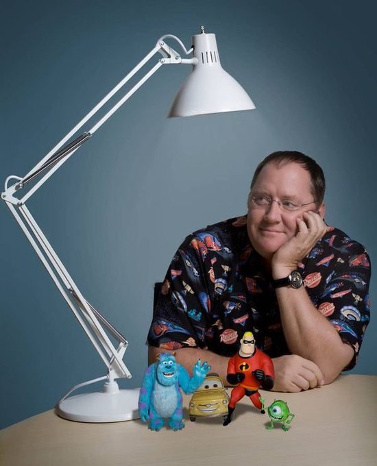 Happy birthday John Lasseter!