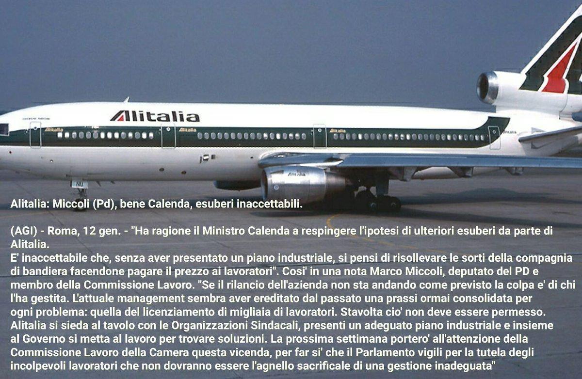 #Alitalia: Alitalia