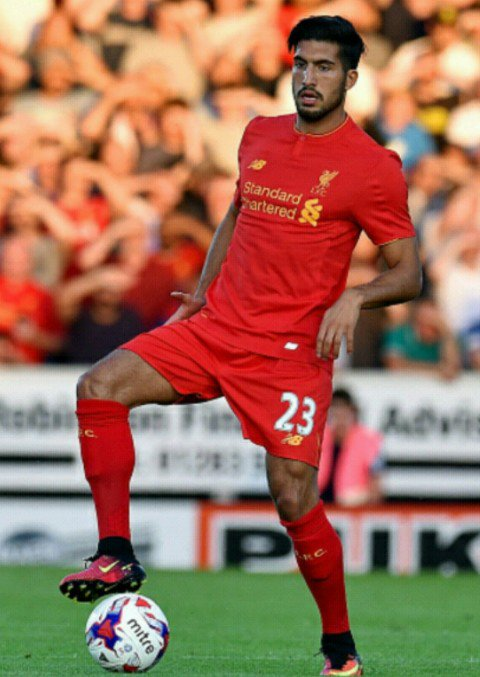 Happy birthday emre can! may Allah bless you!