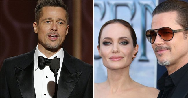 Is this the REAL reason behind Brad Pitt and Angelina Jolie's joint statement this week?