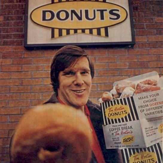 Gone way too soon 87 years ago today, Tim Horton was born. Happy Birthday, Tim!