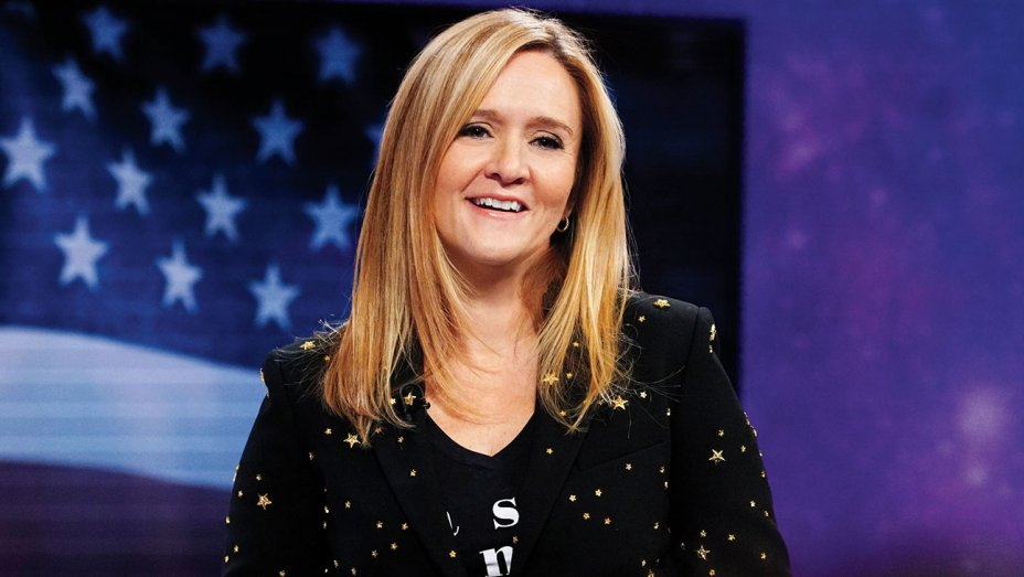 ".@FullFrontalSamB returns to mock Trump's ""golden shower"" reports: ""It's comedy Christmas"""