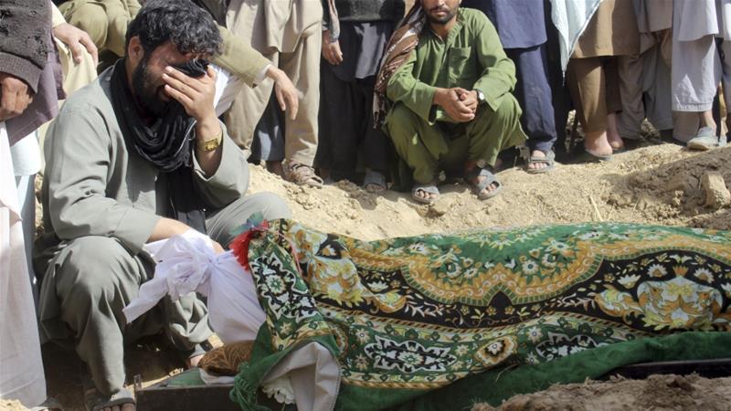 US forces admit killing 33 civilians in Taliban clash
