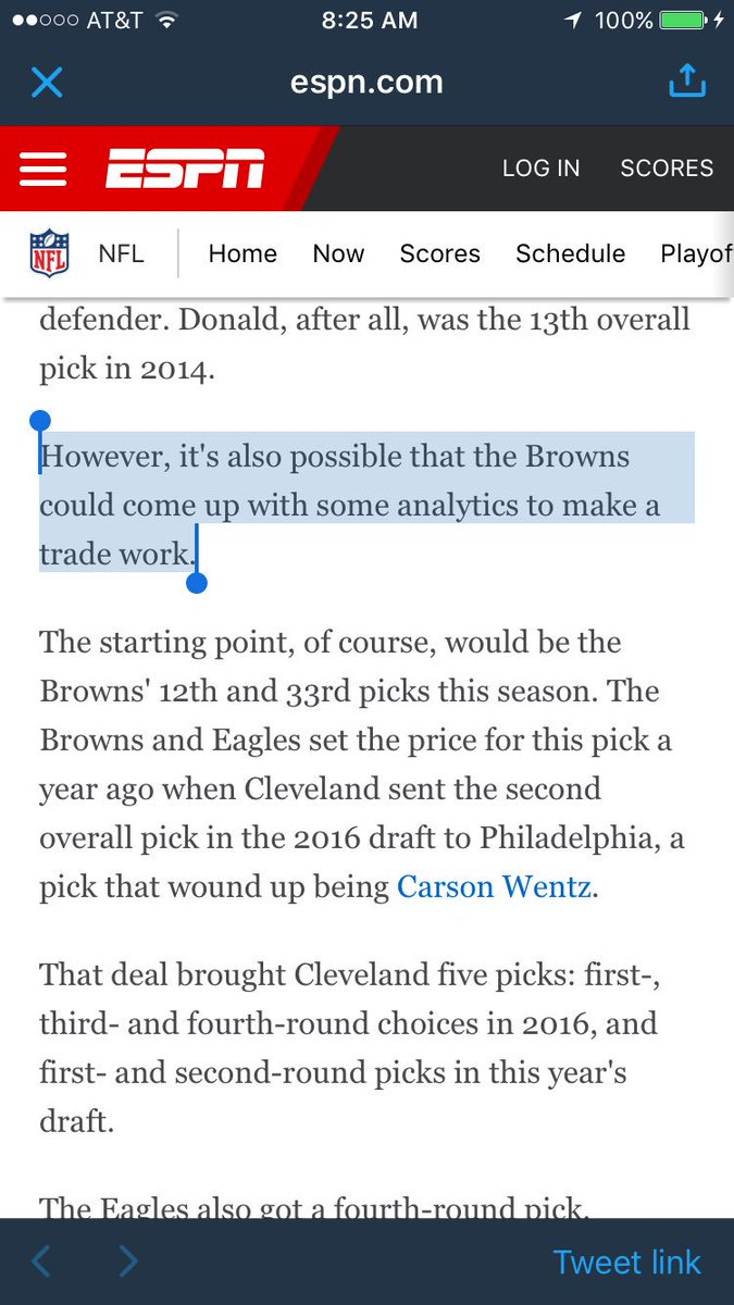 What in the world does this even mean? Media trying to understand the definition of analytics leads to this comedy https://t.co/tJD2YkdyTs