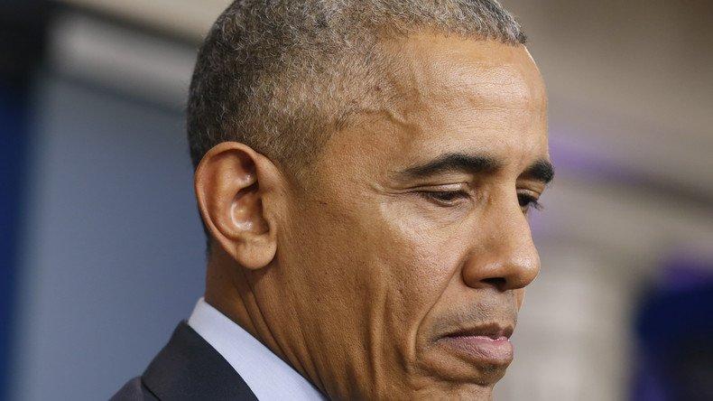 #BarackObama : ce prix #Nobel de la paix qui largue trois #bombes par heure https://t.co/S1aNOJTtWV