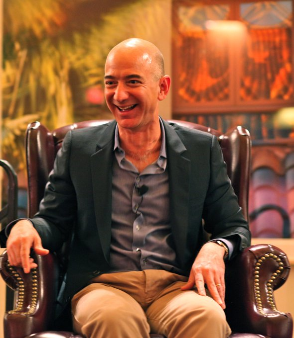 Happy birthday respected sirji Bezos