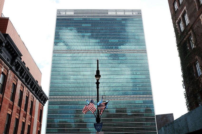 War and Peace: Disunity and Impotence at the United Nations