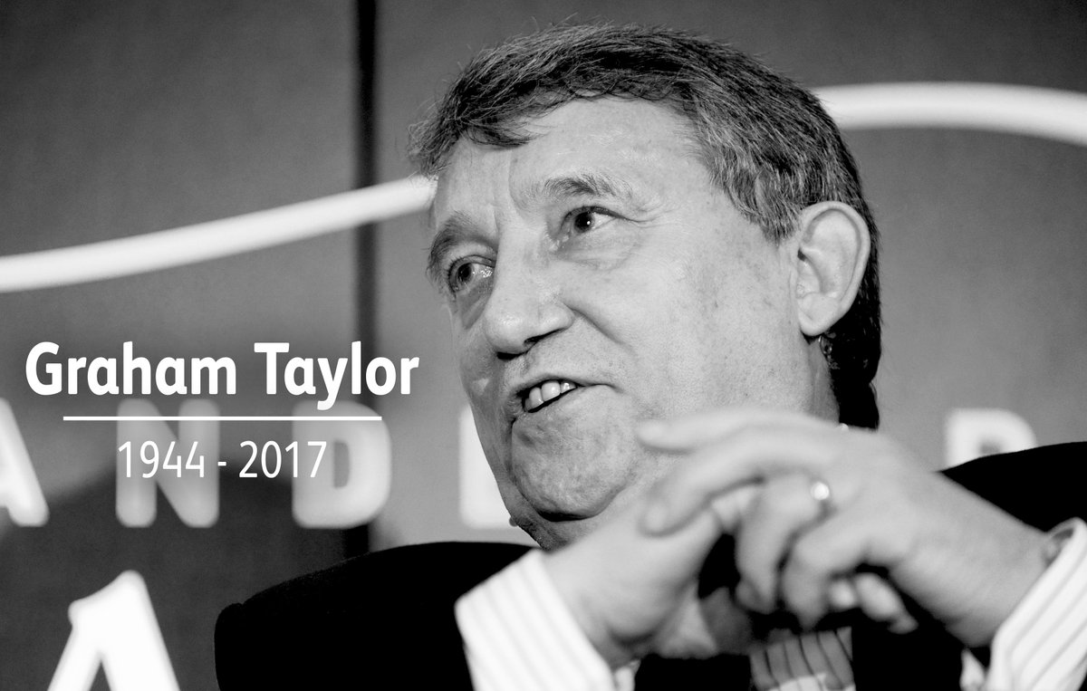 Former England manager Taylor dies