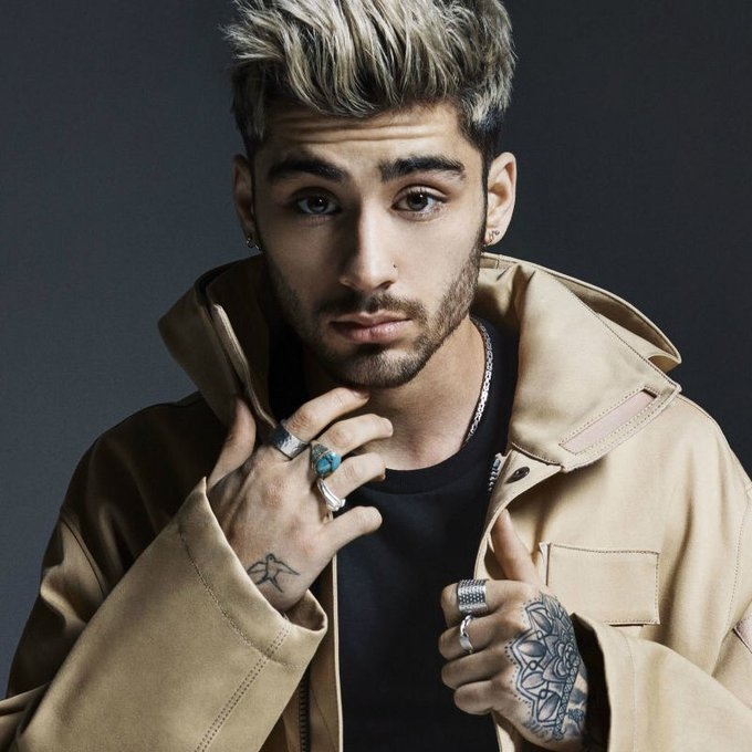 Happy birthday Zayn Malik!