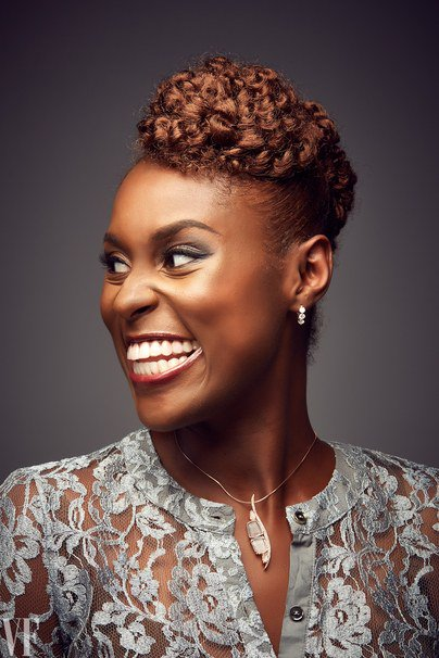 Born actress, writer, director, producer and web series creator Issa Rae. Happy Birthday.