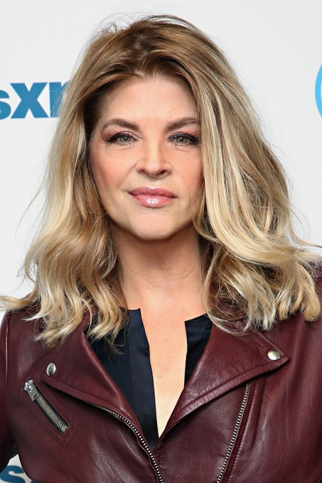 Wishing a Happy Birthday to actress and producer Kirstie Alley,  Kirstie via