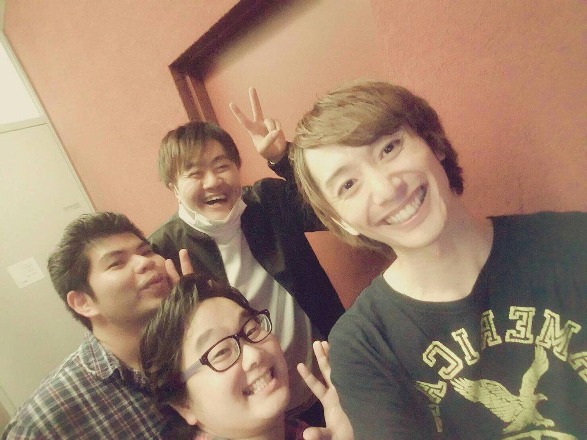 「47男子」観劇◎知り合いいっぱいいてました!演出監修でハマトラとキミ恋でお世話になった加藤さん!そしてそして。いがさん