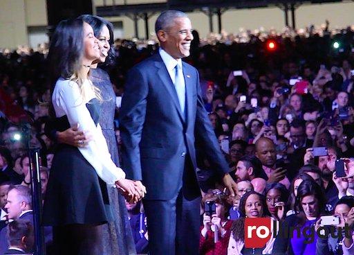 RT @RollingOut: Watch: @BJTheChicagoKid, @ChrisTuckerreal and more talk #ObamaFarewell https://t.co/XLFSPDsWL1 https://t.co/rTb41WkZBF