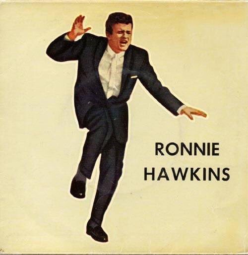 "Happy Birthday to ""The Hawk\"" Ronnie Hawkins"