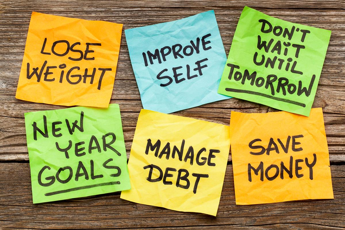 4 steps that can help you set achievable goals this year: https://t.co/0bqhzEcJG8 #NewYearsResolution https://t.co/jPd0WNoWlm