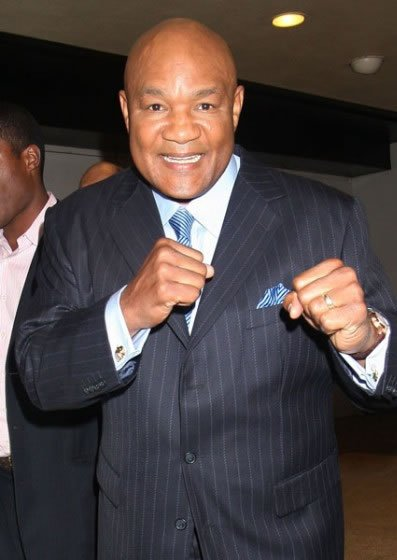 Happy Birthday George Foreman