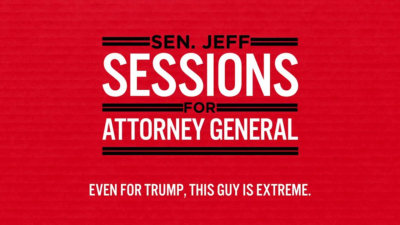 Jeff Sessions' Senate confirmation hearing is today. Meet Trump's Attorney General nominee: https://t.co/fYdY1jxVNA