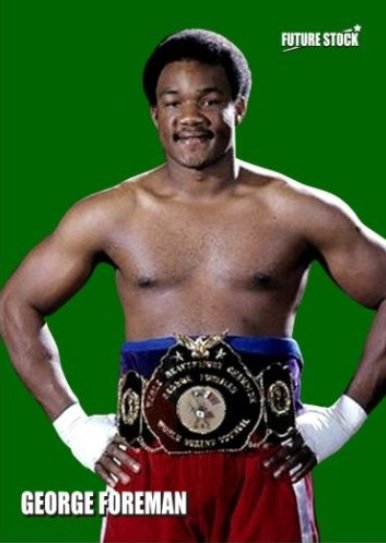 Happy Birthday George Foreman!