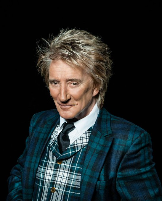 A Big BOSS Happy Birthday to Sir Rod Stewart today from all of us at The Boss
