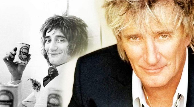 Happy 72nd Birthday Rod Stewart