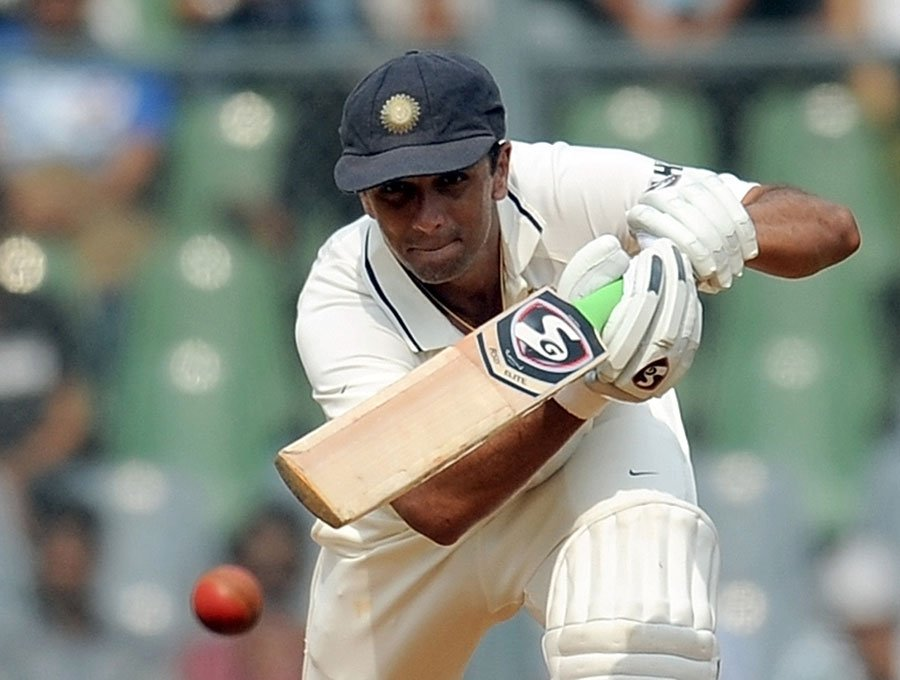 Happy Birthday to Rahul Dravid  Is he India\s best Test batsman ever?