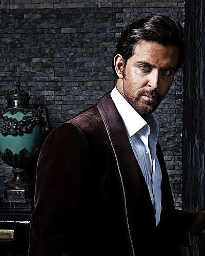 Happy birthday to hrithik roshan! Stay handsome stylish classy as Always!
