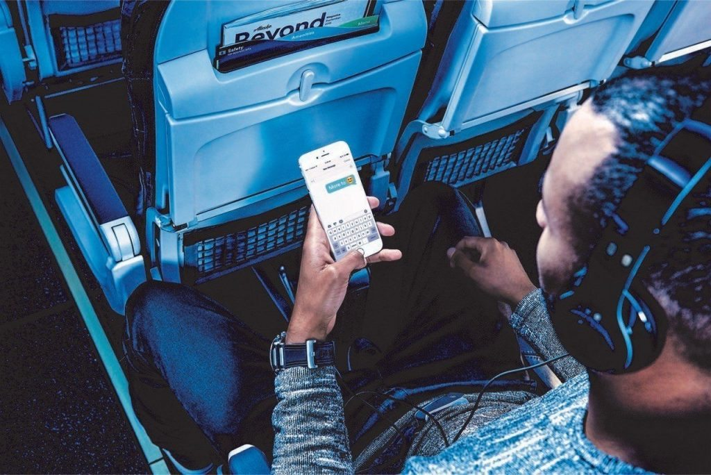 Alaska Airlines Offers Free In-Flight Mobile Messaging  https://t.co/jbBJP4mlOE https://t.co/VOZD5ce35Q