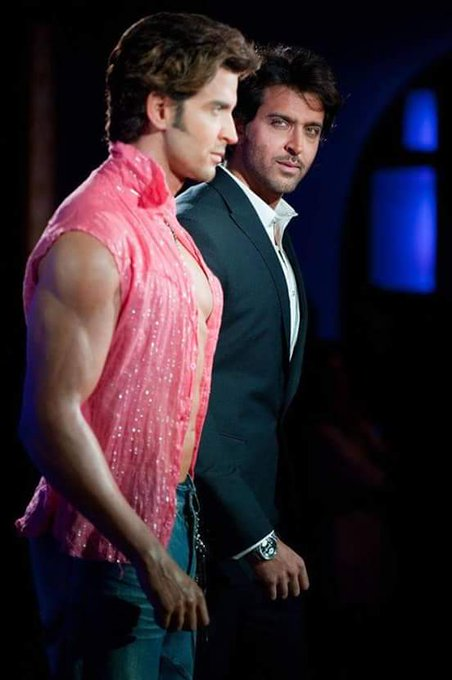 # Happy birthday to my dear BOSS........ Hrithik roshan.  Loved us so much  #