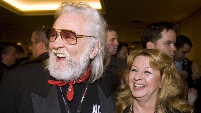 Happy 82nd Birthday to Ronnie Hawkins!