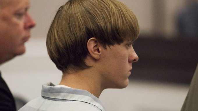 READ MORE: Dylann Roof sentenced to death for Charleston church massacre  https://t.co/6MlFXlWjOq #FOXNewsUS