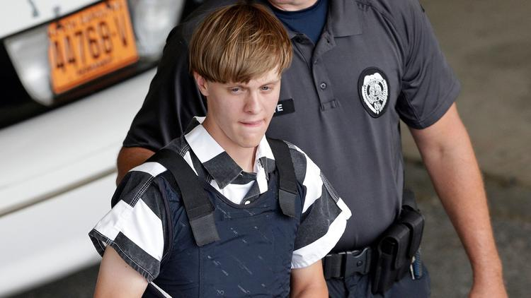 Dylann Roof sentenced to death in Charleston church shooting that killed 9